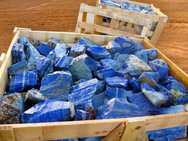 Lapis Lazuli – Packaging