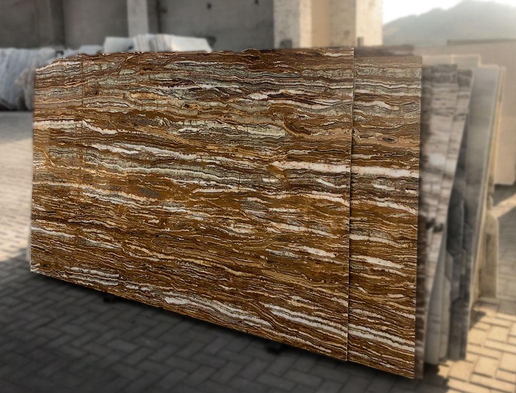 Wood Vein – Onyx – Slabs
