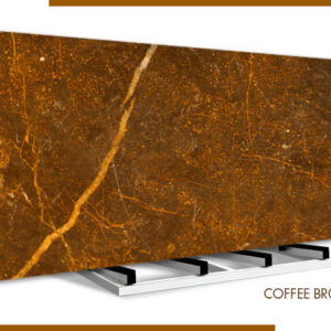 Coffee Brown – Marble – Slab