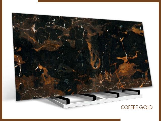 Coffee Gold – Marble – Slab