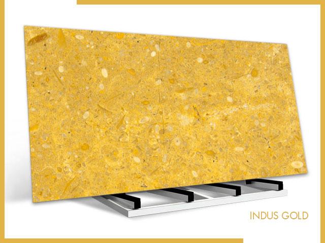 Indus Gold – Marble – Slab