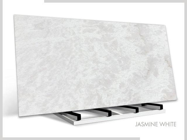 Jasmine White – Marble – Slab