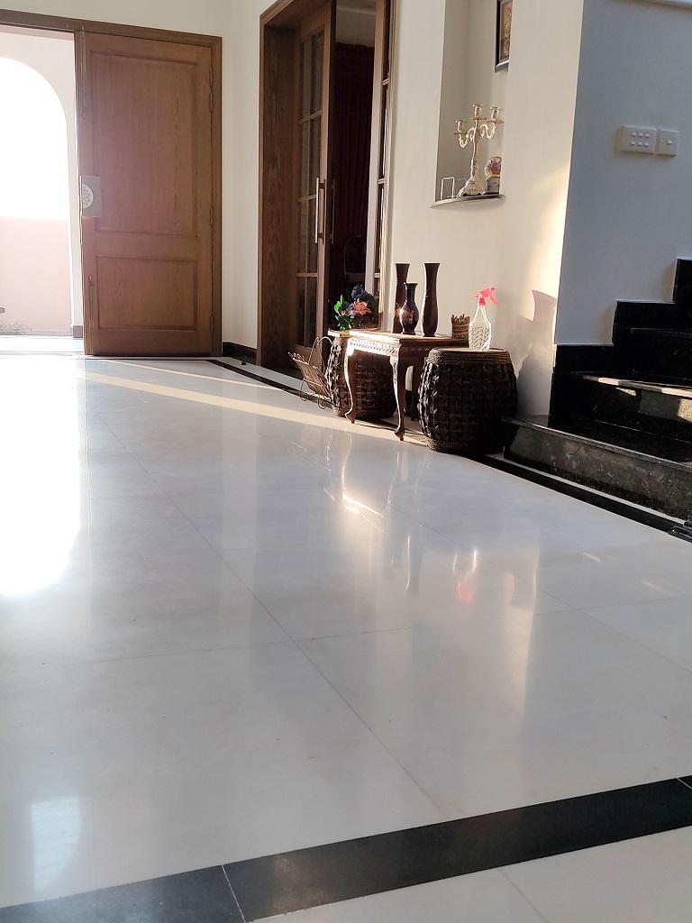 Karakoram White – Marble – Application