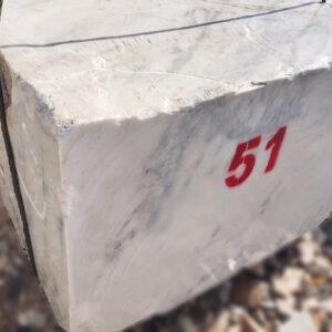 Karakoram White – Marble – Block