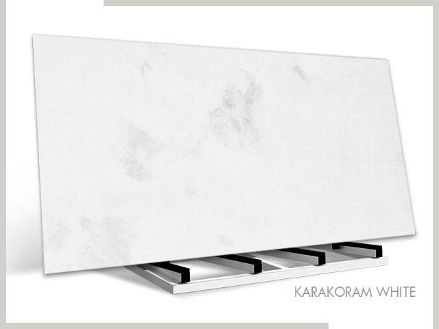 Karakoram White – Marble – Slab