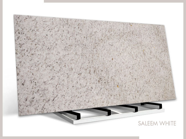Saleem White – Granite – Slab