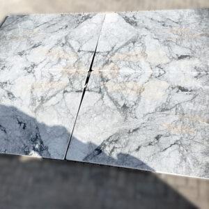 Carrera Grey – Marble – Book Match