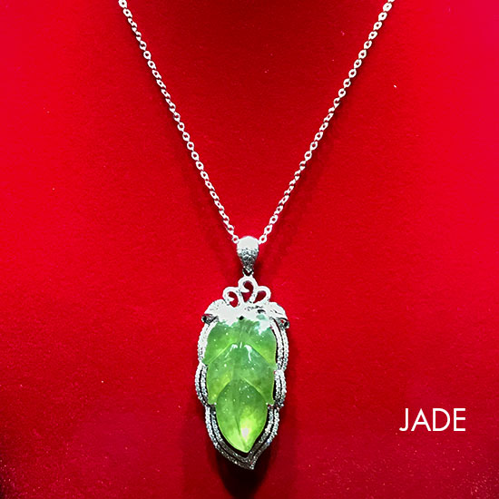 Jade – Necklace