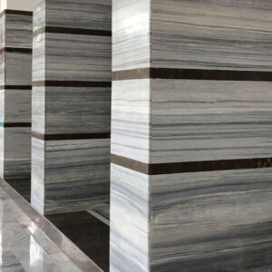 River Grey – Marble – Application
